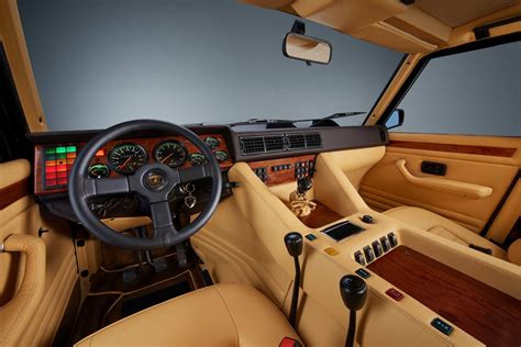 suv lamborghini interior a look back at lamborghini s suv the lm002 autodevot