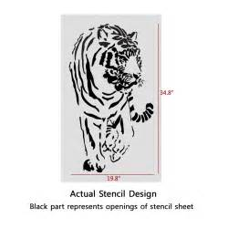 wall template stencils 9 best images of diy wall stencils printable animal