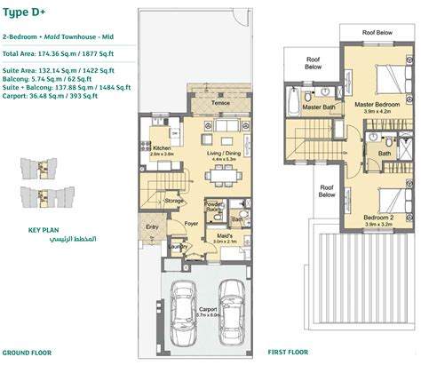 casa fortuna floor plan casa viva at serena by dubai properties floor plan