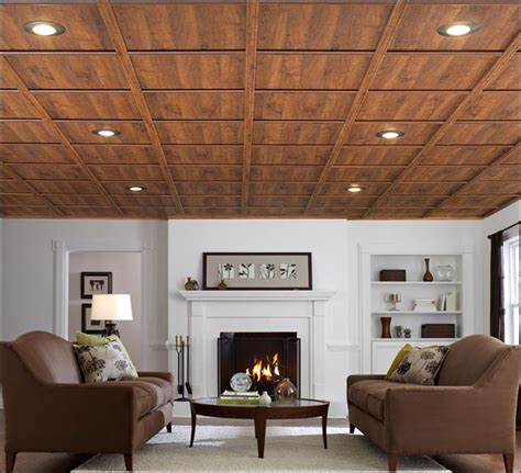 Wood Drop Ceiling Sauder Woodworking Hits The Ceiling With Woodtrac Toledo