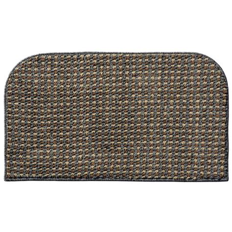 gray accent rug garland rug berber coloriations cinder gray 1 ft 6 in x 2 ft 6 in accent rug bc000w01803012
