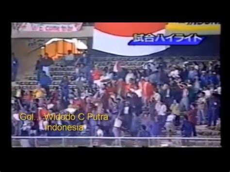 Indonesia Vs Korea Selatan Indonesia Vs Korea Selatan 2 4 Piala Asia 1996