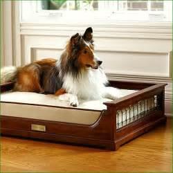 Wooden dog beds for large dogs home design amp remodeling ideas