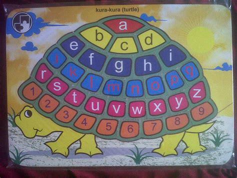 Mainan Anak Edukasi Puzzle Tempel Giraffe Edukatif Toys Jerapah o store puzzle kayu huruf alphabet angka