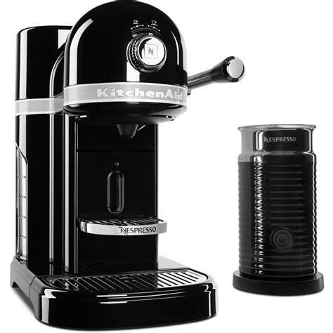 Artisan Kitchen Faucets kitchenaid nespresso 5 cup espresso machine and milk