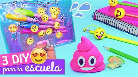 manualidades faciles 3 diy para manualidades faciles 3 diy para la escuela de emojis diy