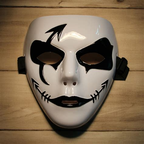 design for mask trend hip hop collection flour halloween masquerade clown