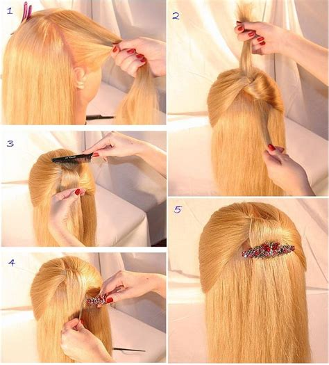 easy hairstyles for hair easy hairstyle for special occasions alldaychic