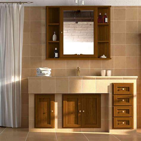 bagni in muratura country bagni in muratura rustici bagno rustico classico with