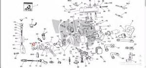 ford tractor cav injector pump parts diagram wiring