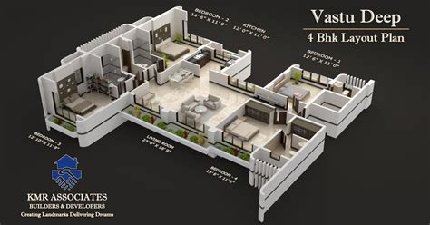 home plan design 4 bhk floor plans quot vastu deep quot kmr associates