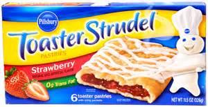Breakfast Toaster Strudel Pillsbury Toaster Strudel Strawberry 6 Pack Happyspeedy