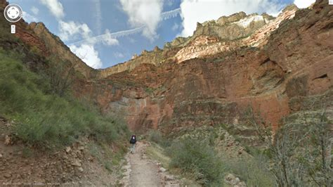 google images grand canyon google street view offers an armchair trek of grand canyon