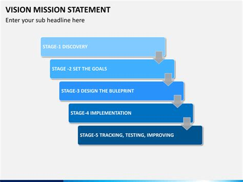 vision statement templates vision mission statement powerpoint template sketchbubble