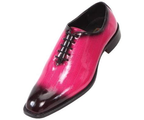 pics for gt pink dress shoes for