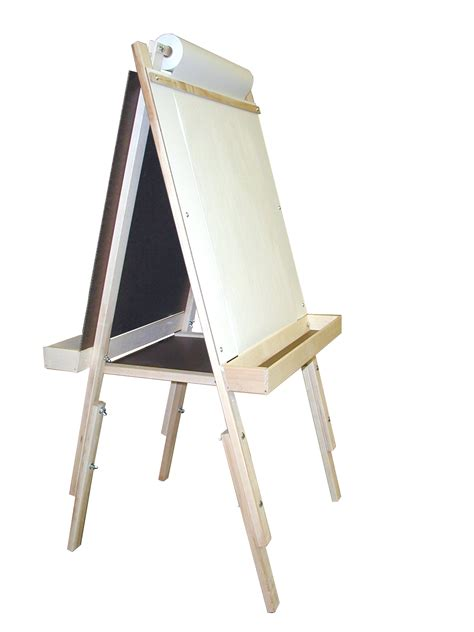 How To Make A Paper Easel - beka s ultimate child s easel beka