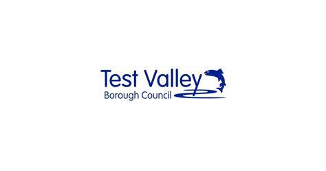 council test home test valley borough council