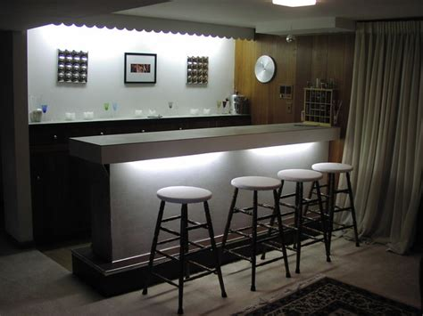 basement bar and living room ideas redesigned decor inspired bar