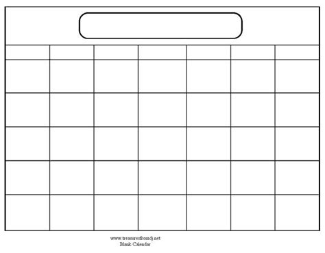 blank calendar template pinterest blank calendar template free small medium and large