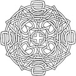 geometric free coloring pages art coloring pages