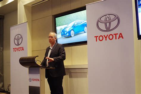 Stephen Beatty Toyota All New 2016 Toyota Prius Launches This Openroad