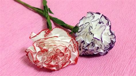 How To Make Paper Roses Out Of Tissue Paper - how to make tissue paper flowers tissue paper