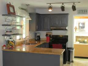 Painting Oak Kitchen Cabinets Before And After Remodelaholic Diy Refinished And Painted Cabinet Reviews