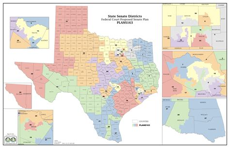 texas water districts map federal judges propose maps for texas legislative races the texas tribune