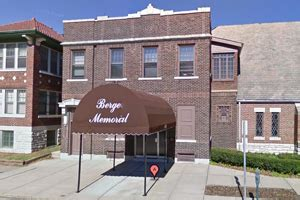 berger memorial chapel funeral home louis