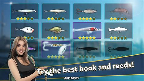 game mod apk fishing fishing simulator hook catch 1 0 0 money mod apk