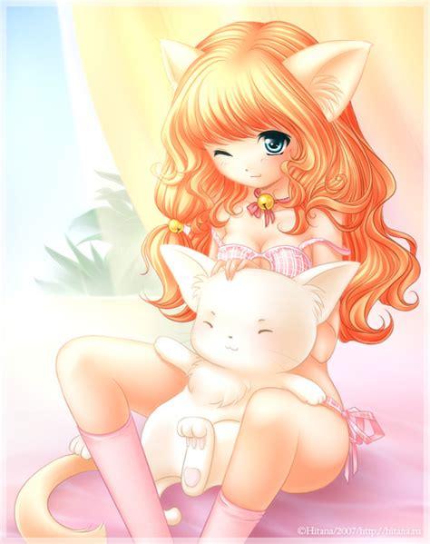 imagenes neko kawaii kawaii anime nana haku kawaii neko