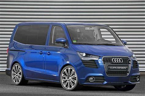 Audi T5 audi multivan t5 rendering by cupa design oopscars