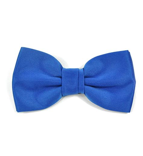 royal blue bow tie formal tailor