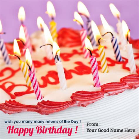 Happy Birthday Wishes With Name Edit Happy Birthday Wishes Card With Name Edit