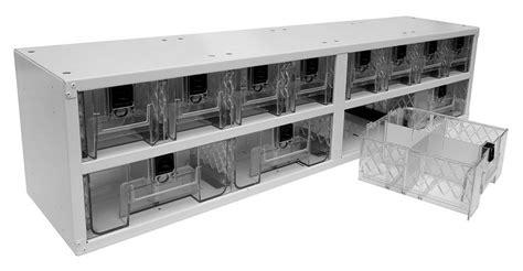 cassetti plastica cassettiere per furgoni con cassetti estraibili trasparenti