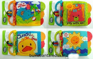 Bantal Ibu Jogja buku bantal murah buku bantal bayi mainan edukatif