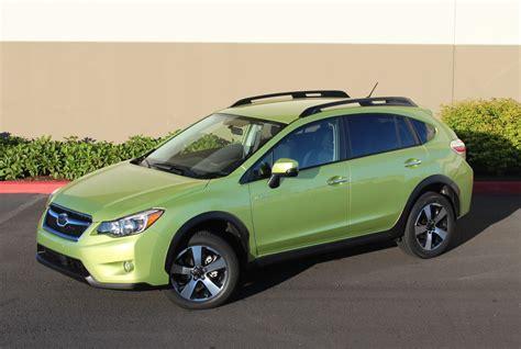 2014 Subaru Crosstrek Review by 2014 Subaru Xv Crosstrek Safety Review And Crash Test
