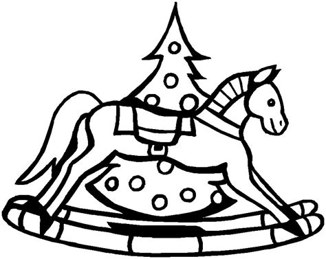 coloring pages of rocking horses coloring pages cooloring coloring