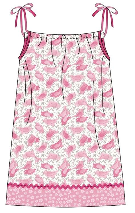 pillowcase dress template free pillowcase dress pattern sew what s new