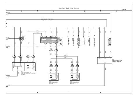 2002 toyota corolla defogger wiring diagram 1996 toyota