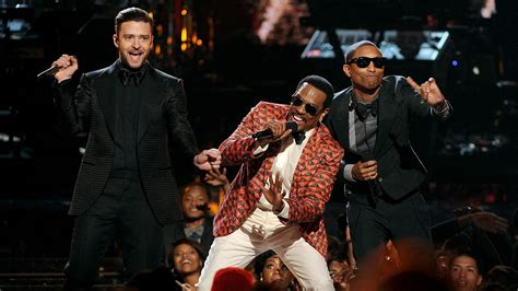 Justin Timberlake Stole The Show by Timberlake Wilson Monae Shine At Bet Awards Even As