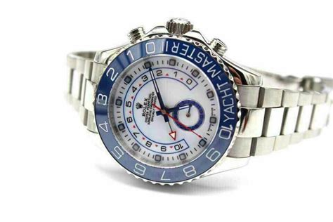 Rolex Yacht Master Ii yachtmaster ii spot on replica watches and reviews