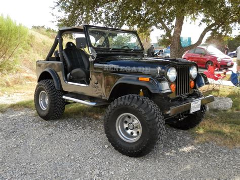 brown jeep cj7 renegade jeep cj7 renegade brown image 115