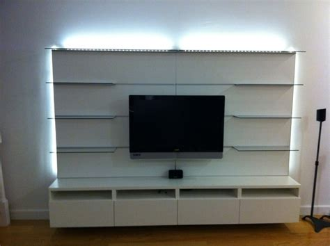 Besta Tv Wall Unit Ikea Besta And Besta Framsta Tv Entertainment