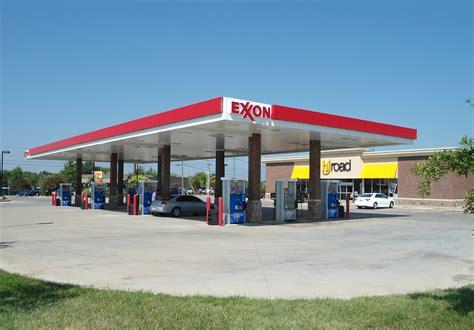 mobil gas locations company exxon stores