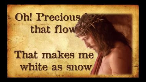 quot nothing but the blood of jesus quot time bluegrass