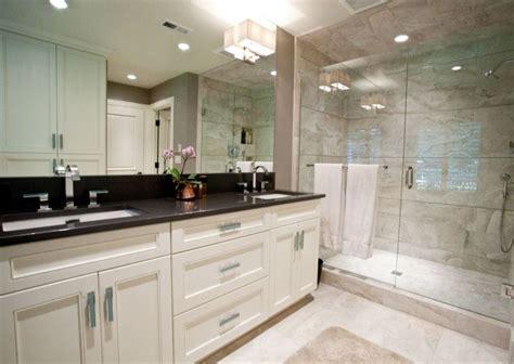 Bathroom Granite Ideas by Black Granite Top White Bathroom Vanity House To
