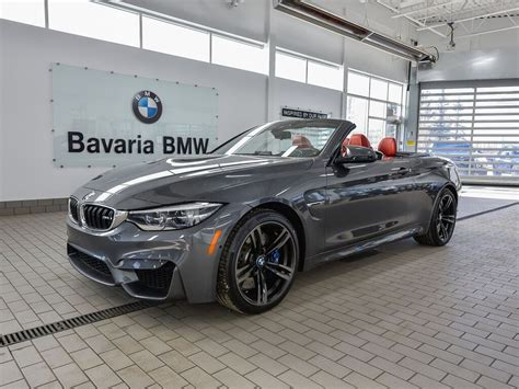 New Bmw M4 2018 by New 2018 Bmw M4 Cabriolet Convertible In Edmonton