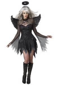 angel halloween costumes for girls womens fallen angel costume