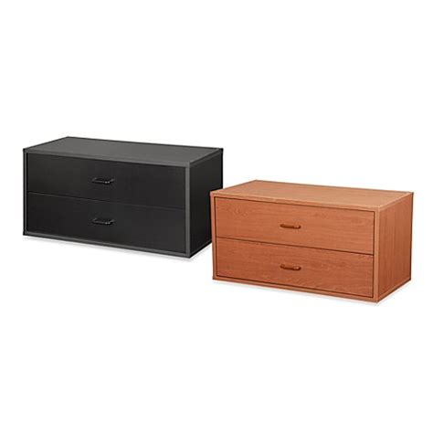 bed bath and beyond drawers foremost 2 drawer cube bed bath beyond
